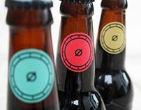 TØFF beer packaging