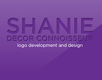 Shanie Decor Connoisseur Logo Design