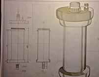 Oxygen Diffuser Concept