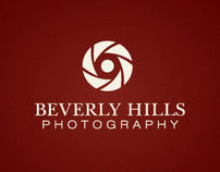 Beverly Hills Photography - Logo Development / ID