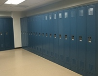 Balboa Naval Medical Personnel Lockers - Men & Women