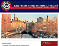 Rhode Island Retired Teachers' Association Website