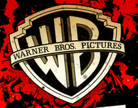 Warner Bros studio logos + end titles for The Losers