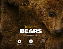 Disney Bears Website