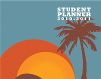 ACC's Student Life 2010-2011 Planner Cover