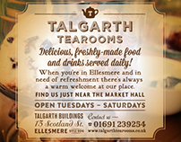 Talgarth Tearooms April 2014 Press Advert