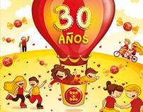 30 años de Bon o Bon