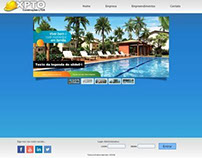 Web System for Construction and Real Estate.