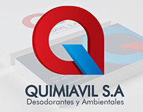 QUIMIAVIL - Identidad Corporativa