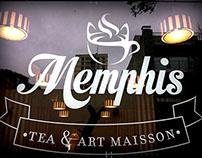 Memphis, casa de te