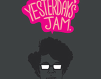 Yesterday's Jam Illustration - Snippet