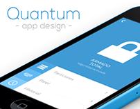 Quantum app