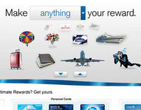 Ultimate Rewards Website