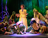 Tarzan: The Stage Musical - Costume Design