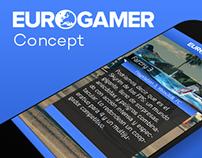 Eurogamer GameScan Concept