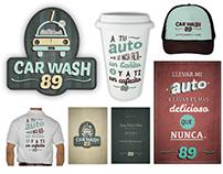 Car-wash cafeteria