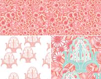 Textiles on Scarves | Muslim Fashion | Hijab