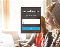Webtemple Login