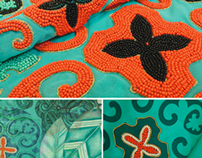 SS|2015 Textiles Collection | Portfolio Pages
