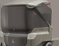 Mercedes Benz Accelo 2020 - IED Post Grad Final Project