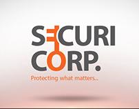 SecuriCorp Concept Design