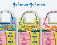 Johnson & Johnsons BIG SAVER PACK [Packaging'