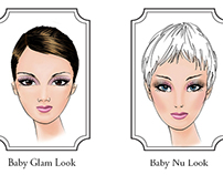 Make Up Faces- Lancome