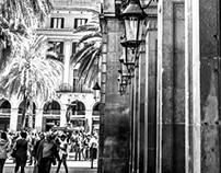 Paseo por las Ramblas de Barcelona