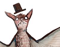 Top Hat Bat (and friends)