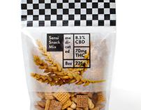 Sensi Sweets Rebrand