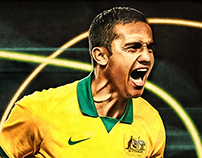 Cahill.. You Beauty!