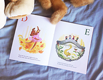 The Woodland Animals Alphabet Book