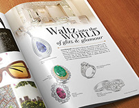 Waltz into the world of glitz & glamour