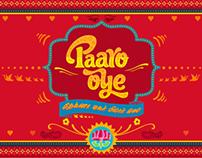 Paaro Oye Branding