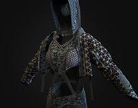 Asian warrior