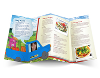 Kids in the Kitchen Brochure