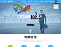 Vol Website Design