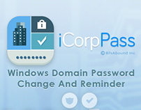 iCorpPass Mobile App