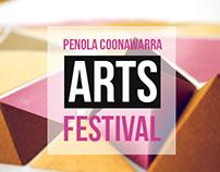 Coonawarra Arts Festival Poster