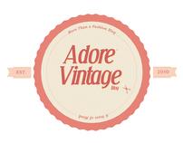 Branding Adore Vintage