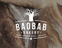 New logo Design for Baobab Bakery - Artisan Bakery