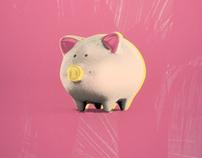 Banca Sistema - Piggy Art