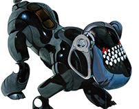 Starving Aibo