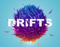 Music drifts