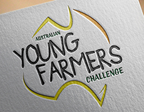 Australian Young Farmers Challenge 2013 - Logo
