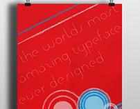 Typography Design - The Sway Element