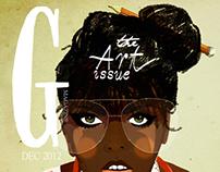 Magazine Cover Serie