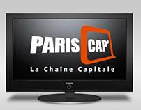 Paris Cap, la télé des Parisiens