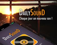 DailySound - Chaque jour un nouveau son !