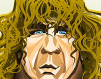 Puyol for Placar Magazine